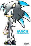 My new character - Mach