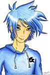 Sonic - Human version COLOURED