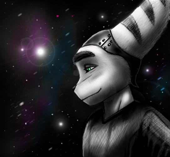 - Space Traveller - by sonicwindartist