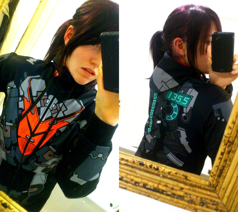 Dead space hoodie