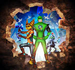 - Ratchet and Clank: The Movie -