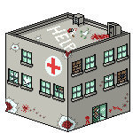 Zombie Hospital by HarlequinHues