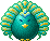 Easter Event Peacock Eggy by AshaGirl4Life