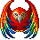 Easter Event Rainbow Macaw Eggy by AshaGirl4Life