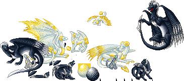 Celestial Spirit and Astral Spirit Guardian Family