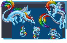 Apis Rainbow Dash Fun Recolor