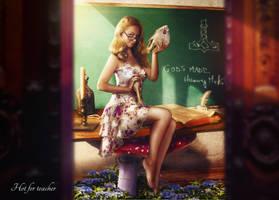Hot For Teacher by JeromeBrack