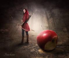 Fruit hunter by JeromeBrack