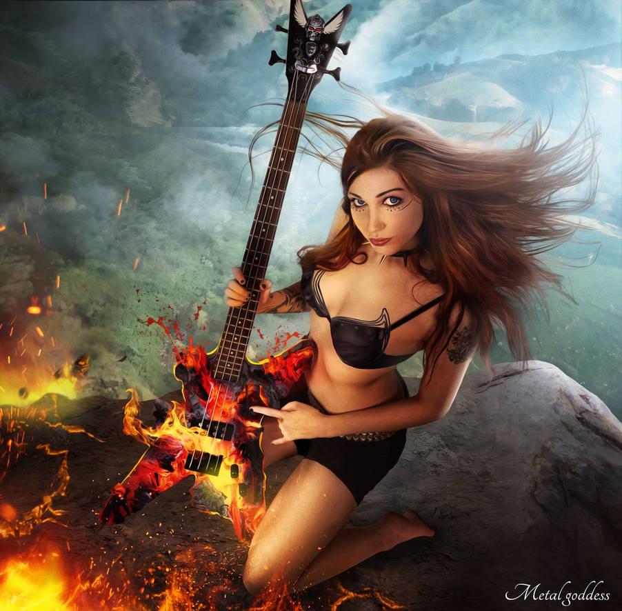 Metal Godess
