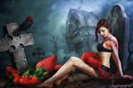 Sweet Vampire by JeromeBrack