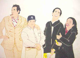 seinfeld by kacejustice
