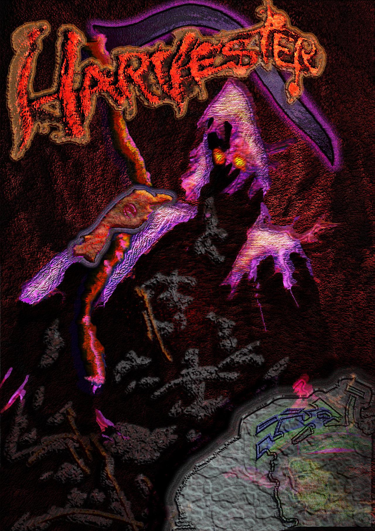 Harvester Poster (WIP)
