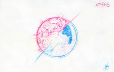 365 Challenge - #365: Sun/Moon by DeviantJC