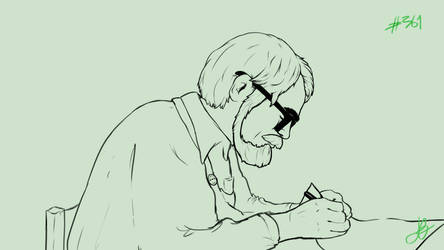 365 Challenge - #361: HBD Miyazaki