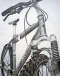 RISD Bike Drawing