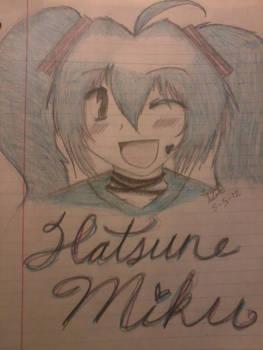 +Vocaloid+ The Best Princess, Hatsune Miku