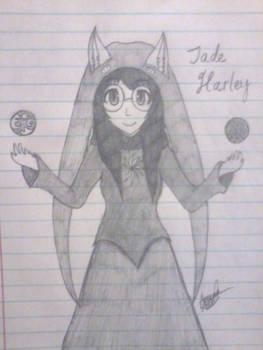 +Homestuck+ Jade Harley God Tier