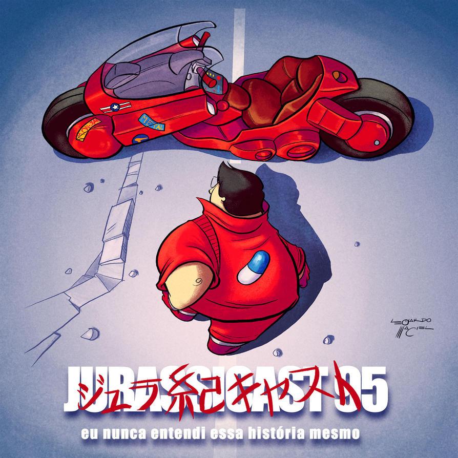 Akira - Jurassicast by NabundaNada