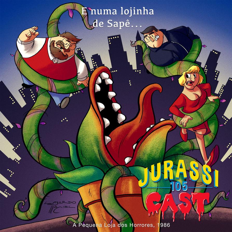 Little Shop of Horrors - Jurassicast by NabundaNada