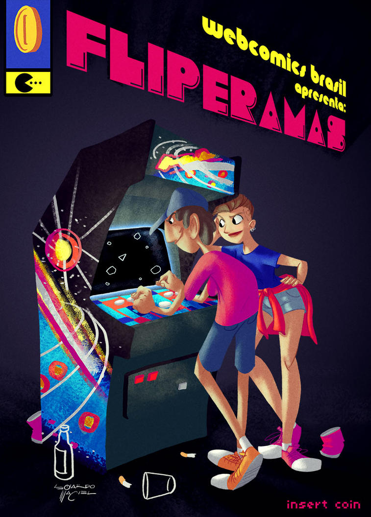 Fliperamas Cover by NabundaNada