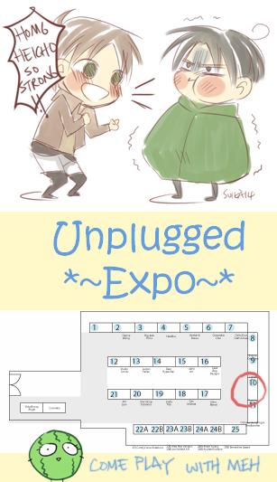 2014 UXpo by yummy-suika