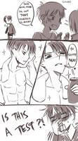 SnK: Not That Interested