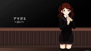 Amagami - Sae Nakata