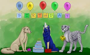 Happy Birthday Ancarie by Dark-Phenix