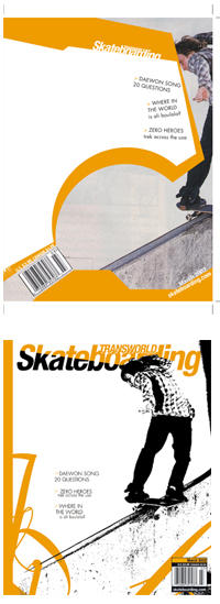 Transworld Covers by supermofo