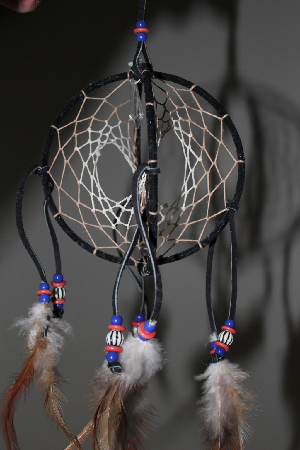 how to make a double dreamcatcher