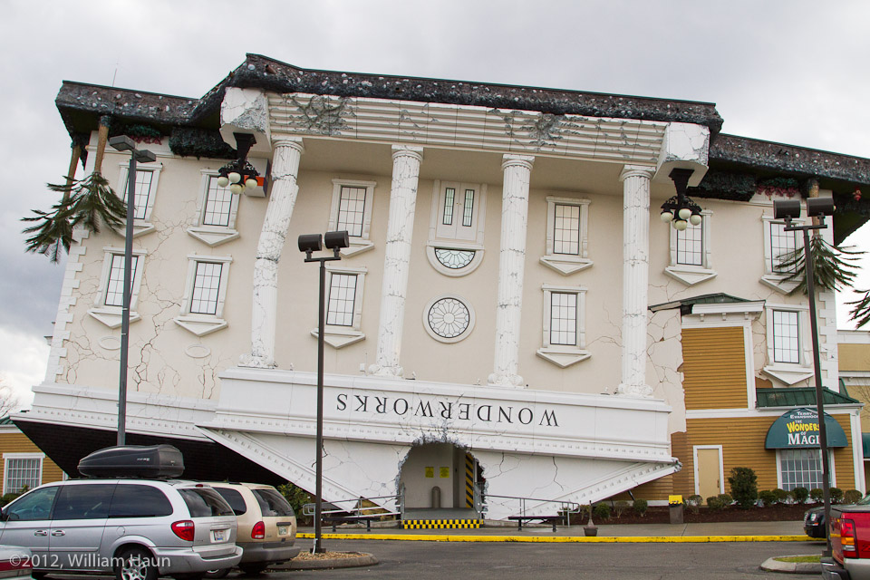 Wonderworks - Pigeon Forge, Tennessee, USA