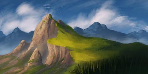 Allpine Mountain Speedart