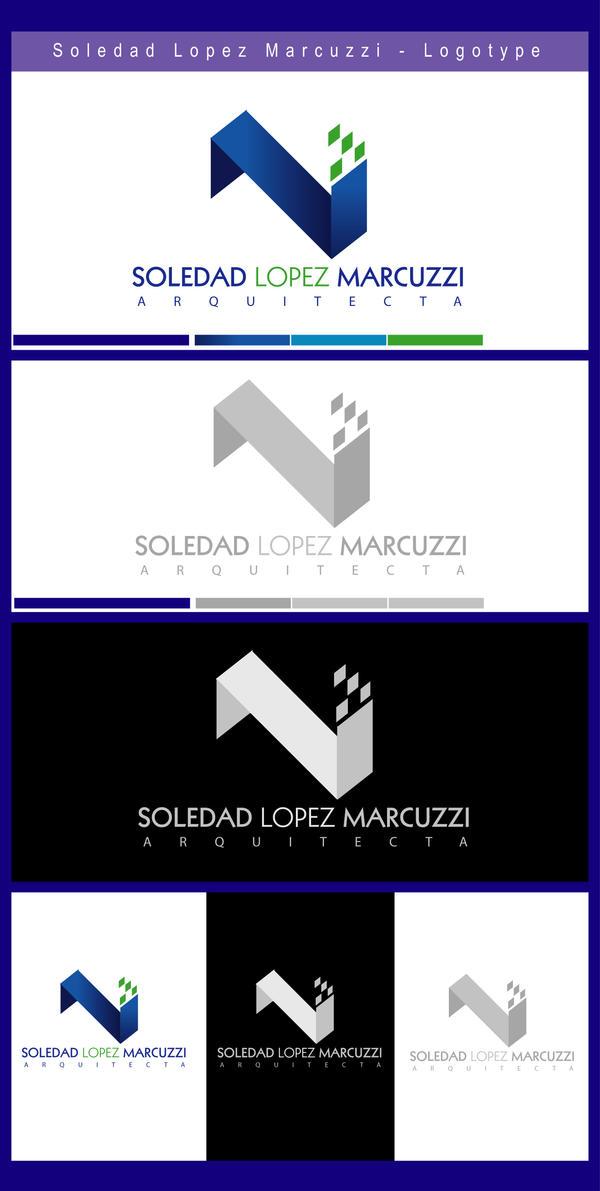 S. L. Marcuzzi - Logotype by cabezadecondor