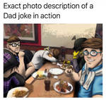 Dad Joke (Sanders Sides)