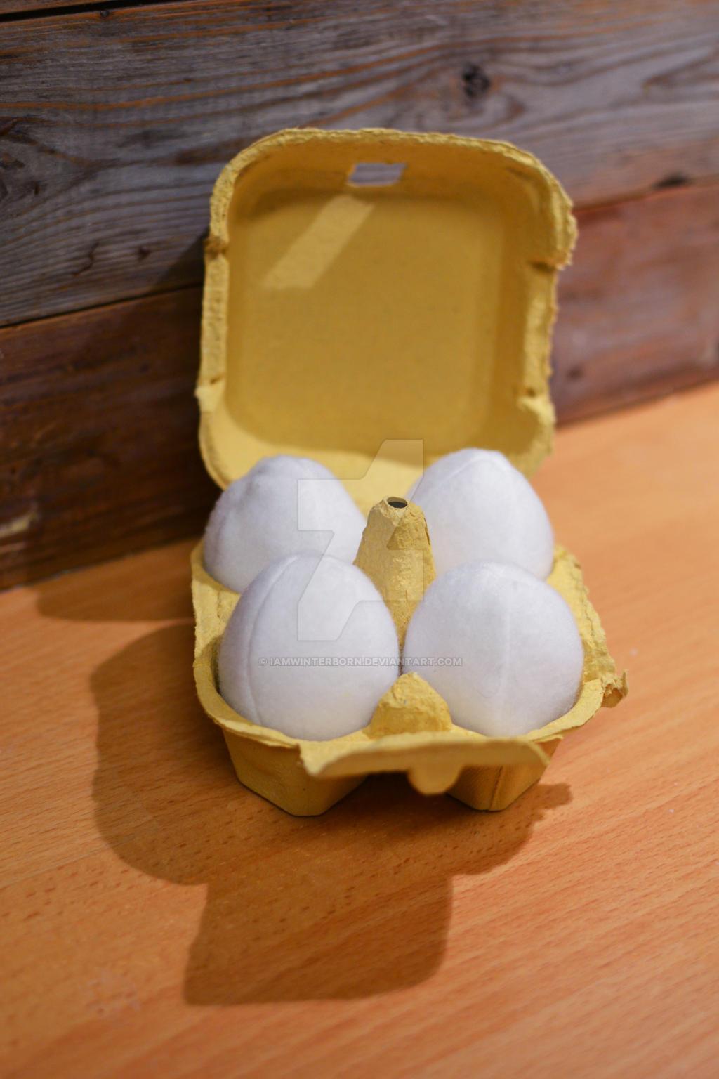 Eggs by iamwinterborn