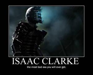 Isaac Clarke
