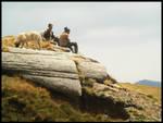 Shepherds resting by Ashgaan