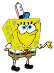 Spongebob by SPongeboblover1