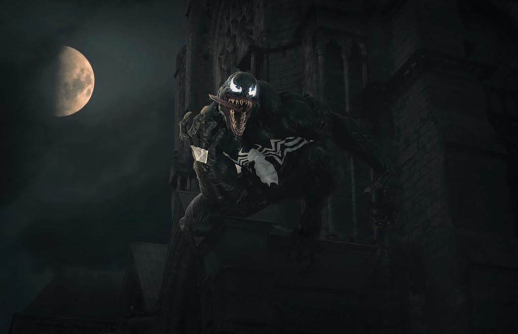 Venom by Drake1024