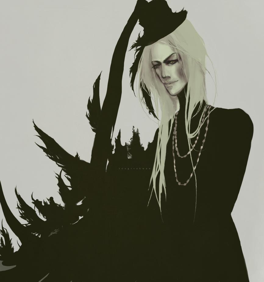 undertaker. kuroshitsuji by Toogrro