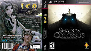 Ico And Shadow Of The Colossus 01 by FoeTwin