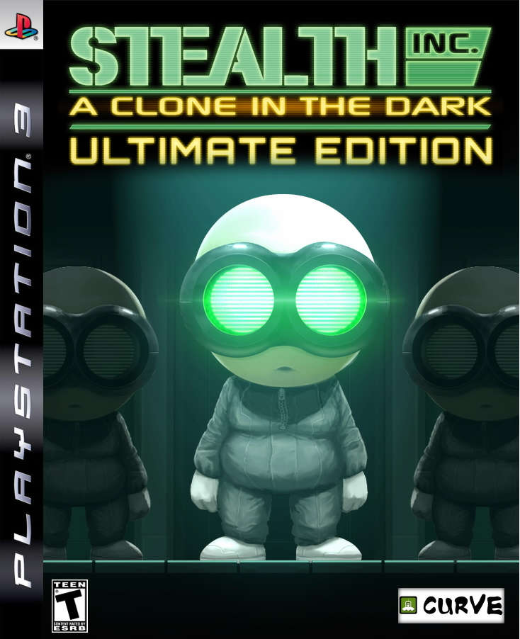 Stealth Inc. - A Clone In The Dark (Ultimate Editi by FoeTwin
