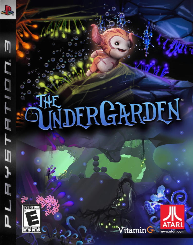 The Undergarden 01 by FoeTwin