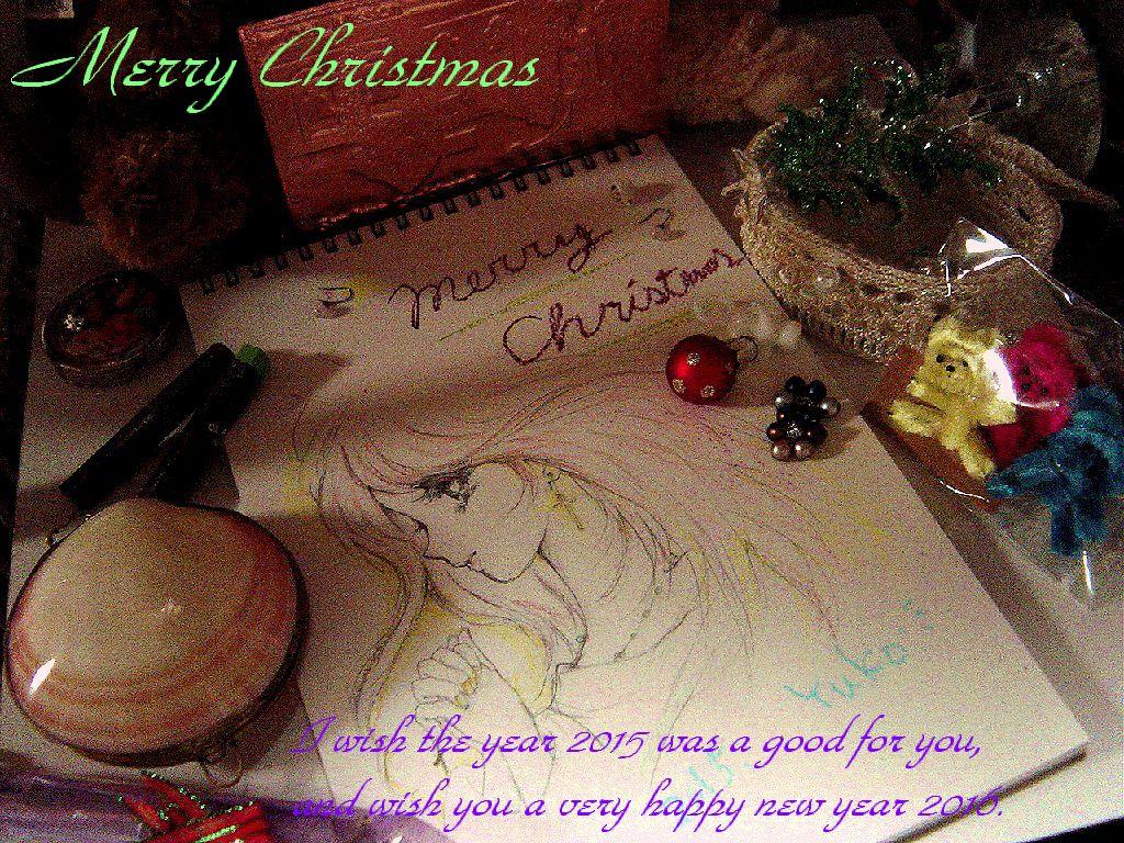 Greetings for the holiday season 2015 by Yuko-Rann