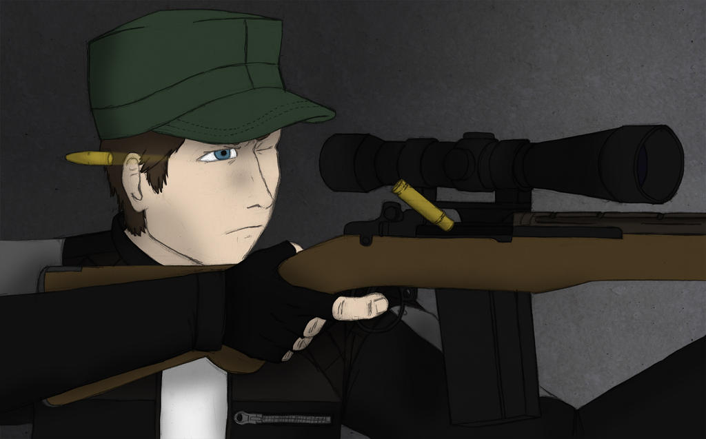 Counter Sniper by Dancing-Sword
