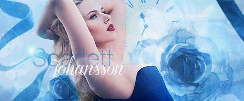 Scarlett Johansson by LouneRouge