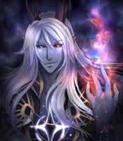 The Dragon Prince - Aaravos by DylanCadin