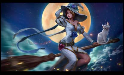 Vainglory: Beawitch Celeste by T-razz