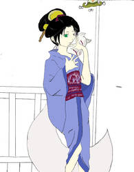 Yokai In Disguise by Himesatou