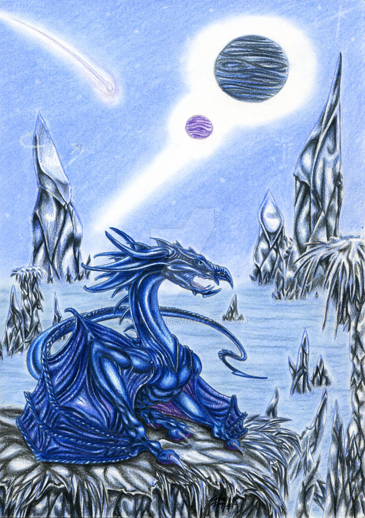 Ice - Lord of the ice by varjon